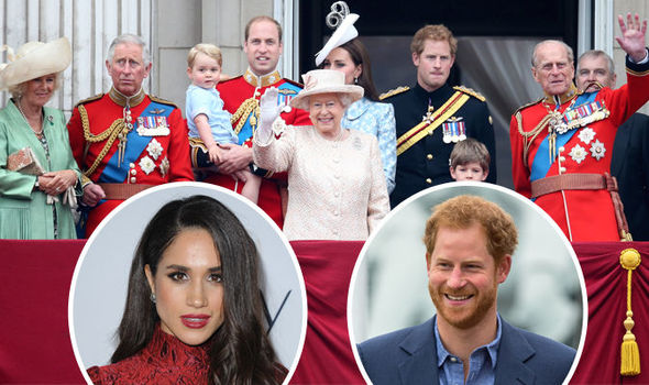 Meghan Markle Is the British Royal Family Scapegoat | Stephanie ...